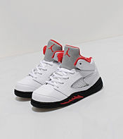 Jordan V Retro 'Fire Red' Infants