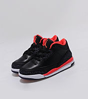 Jordan III Retro 'Bright Crimson' Infants