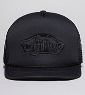 Vans Patch Trucker Snapback Cap