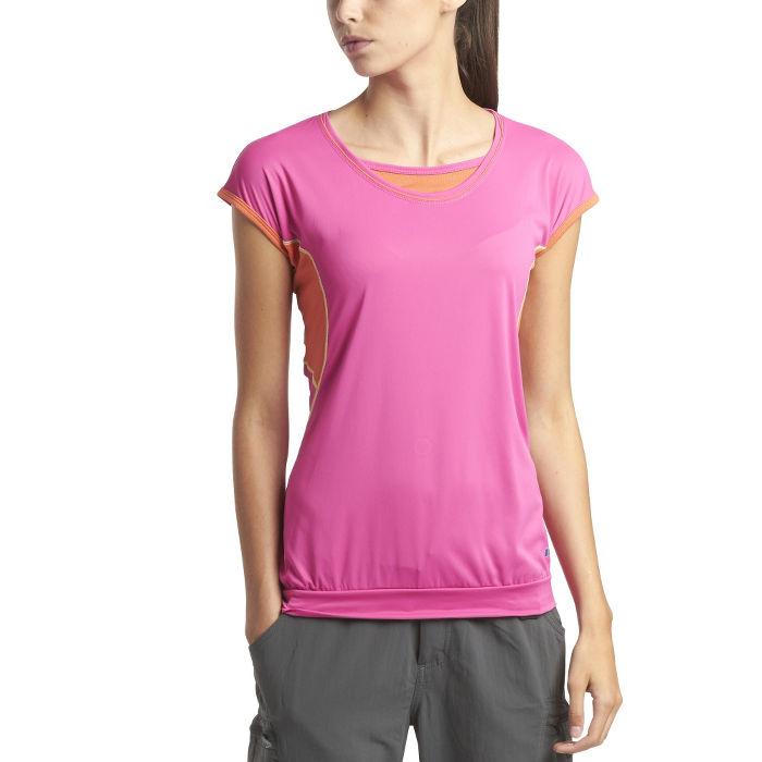Womens Vapour Crew T-Shirt