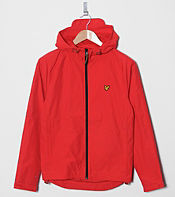 Lyle & Scott Zip Through Hooded Shell Jacket