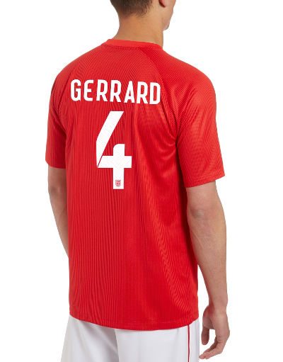 Nike England 2014 Gerrard Stadium Away Shirt