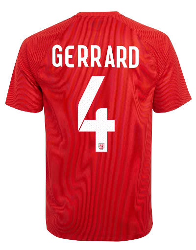 Nike England 2014 Junior Gerrard Stadium Away shirt