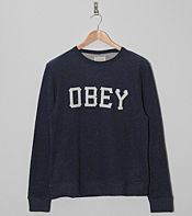 Obey Slider Slim Sweatshirt