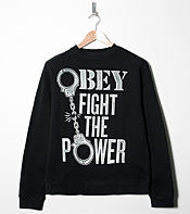 Obey Fight Power Sweat