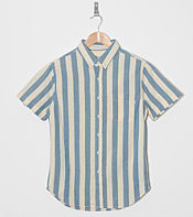 Obey Short Sleeve Dreamer Stripe Shirt