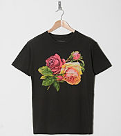 Obey Bed Of Roses T-Shirt