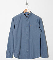 Farah Vintage Beatty Long Sleeved Shirt