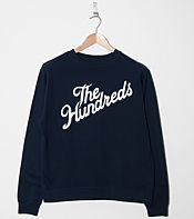 The Hundreds Stop It Slant Sweatshirt