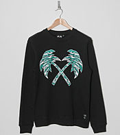 Trainerspotter Tiger Palm Sweatshirt