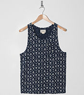 Obey Ikat Anchors Vest