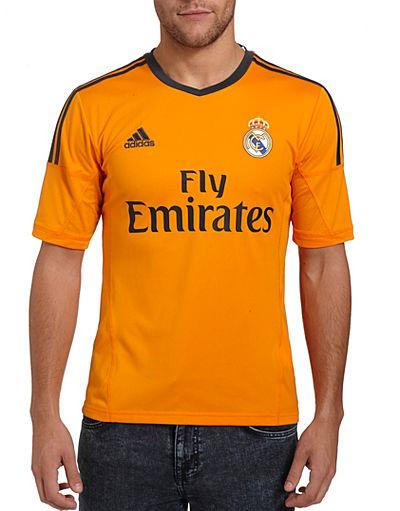 adidas Real Madrid 2013/14 Third Shirt