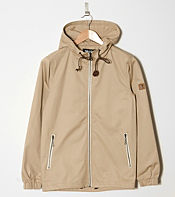 Lyle & Scott Twill Hooded Jacket