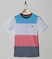Lyle & Scott Multi-tone Pique T-Shirt