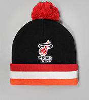 Mitchell & Ness NBA Miami Heat Bobble Hat