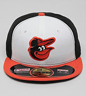 New Era Authentic MLB Baltimore Orioles Cap