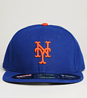 New Era Authentic NY Mets 59FIFTY Fitted Cap