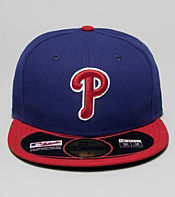 New Era Authentic MLB Philadelphia Phillies Cap