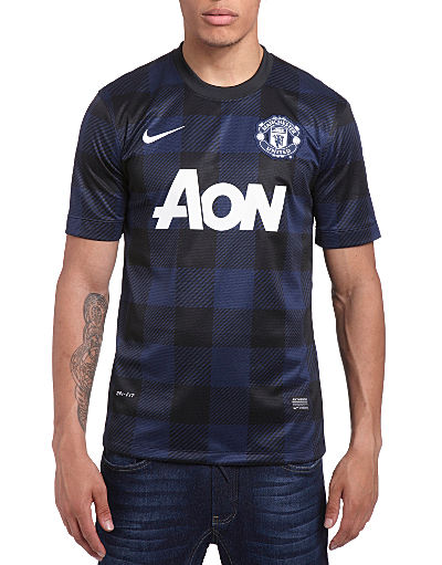 Nike Manchester united 2013/14 Away Shirt