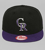 New Era Colorado Rockies MLB 9FIFTY Cap