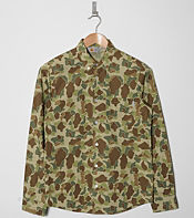 Carhartt Long Sleeved Camo Shirt
