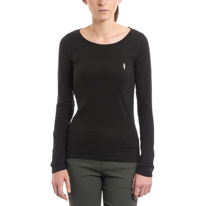 STONE MONKEY Womens Marchlyn Long Sleeve T-Shirt product image