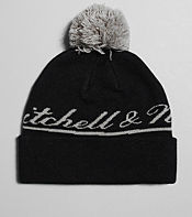 Mitchell & Ness Script Bobble Hat