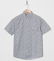 Carhartt Short Sleeved Orchid Floral Shirt