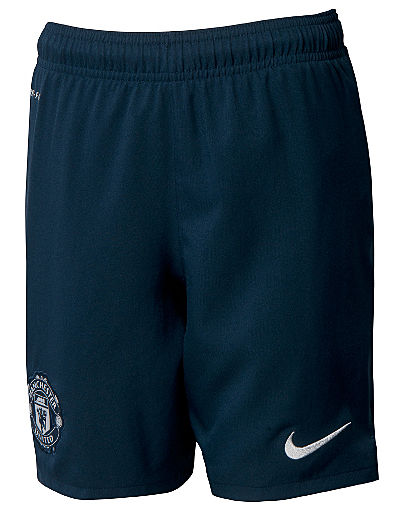 Nike Manchester United 2013/14 Junior Away Short