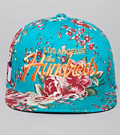The Hundreds Team Flowers Snapback Cap