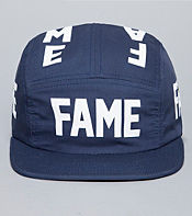 Hall of Fame Reflect 5 Panel Strapback Cap