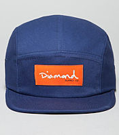 Diamond Supply OG 5 Panel Cap