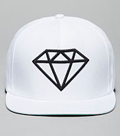 Diamond Supply Rock Snapback Cap