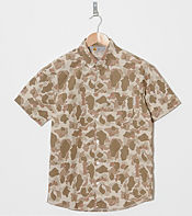 Carhartt Short Sleeved Camouflage Shirt