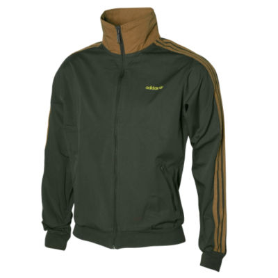 Bauer Twill Track Top