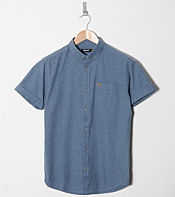 Farah Vintage Beatty Short Sleeved Shirt