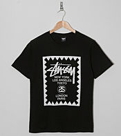 Stussy World Tour Digi T-Shirt