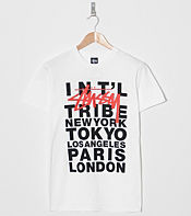 Stussy City Block T-Shirt