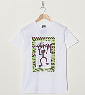 Stussy Tribal Frame T-Shirt