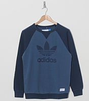 adidas Originals Blue Sulfurdye Sweatshirt