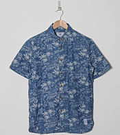 Penfield Short Sleeved Palm Hawaii Shirt
