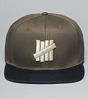 Undefeated 5 Strike Snapback Cap