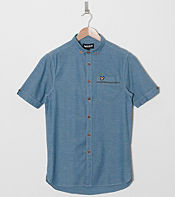 Lyle & Scott Short Sleeved Chambray Shirt