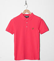 Lyle & Scott Cotton Pique Polo Shirt