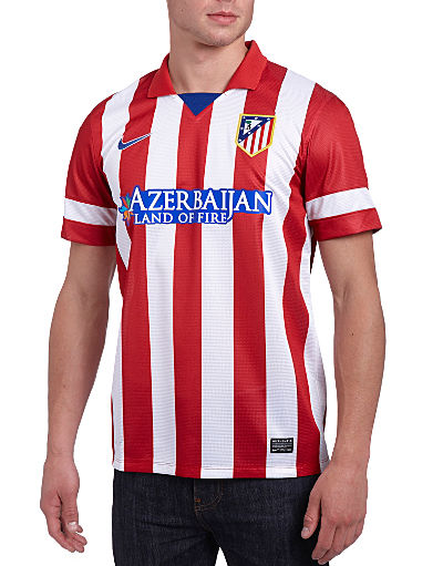 Nike Atletico Madrid 2013/14 Home Shirt