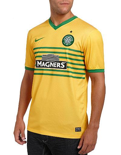 Nike Celtic 2013/14 Away Shirt