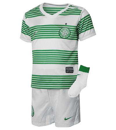 Nike Celtic 2013/14 Infants Home Kit