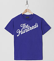The Hundreds Stop It Slant T-shirt
