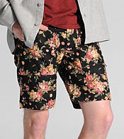 Publish Thorpe Floral Short