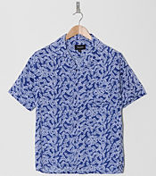 Brixton Short Sleeve Griffin Leaf Shirt